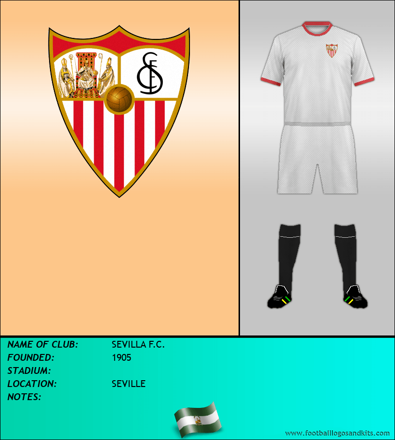 Logo of SEVILLA F.C.