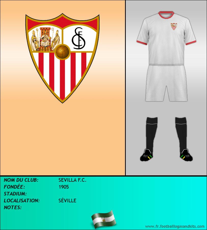 Logo de SEVILLA F.C.