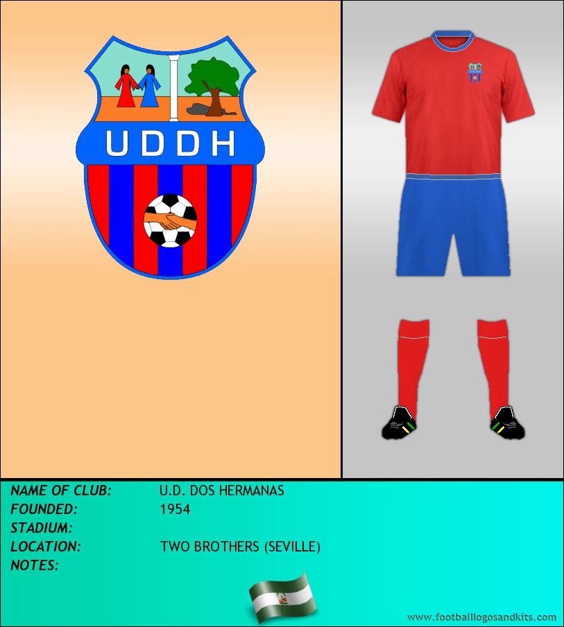 Logo of U.D. DOS HERMANAS