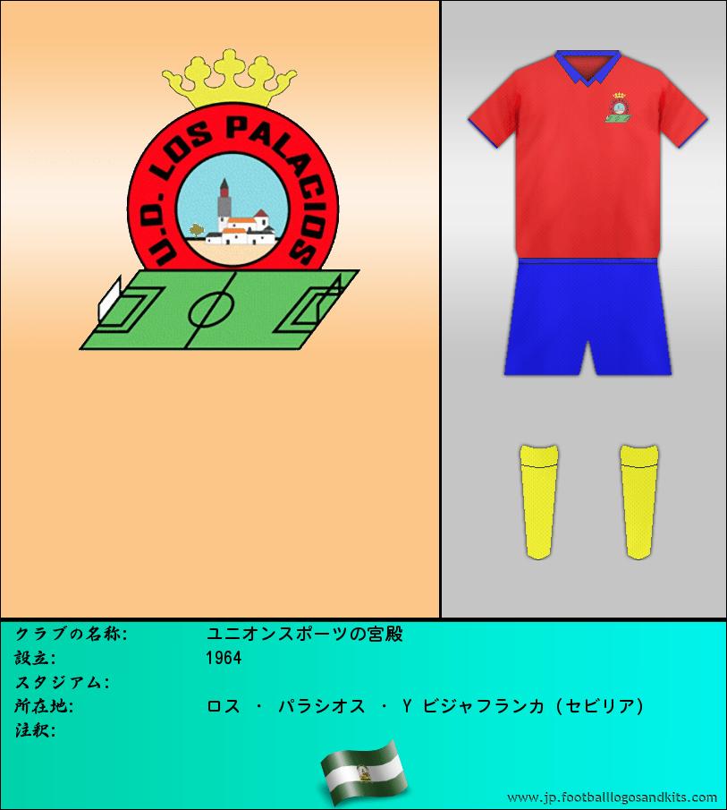 のロゴユニオンスポーツの宮殿