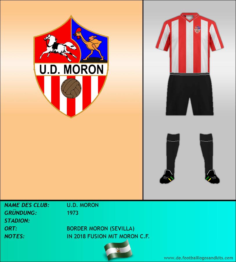 Logo U.D. MORON