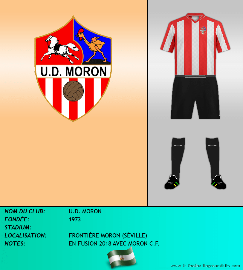 Logo de U.D. MORON