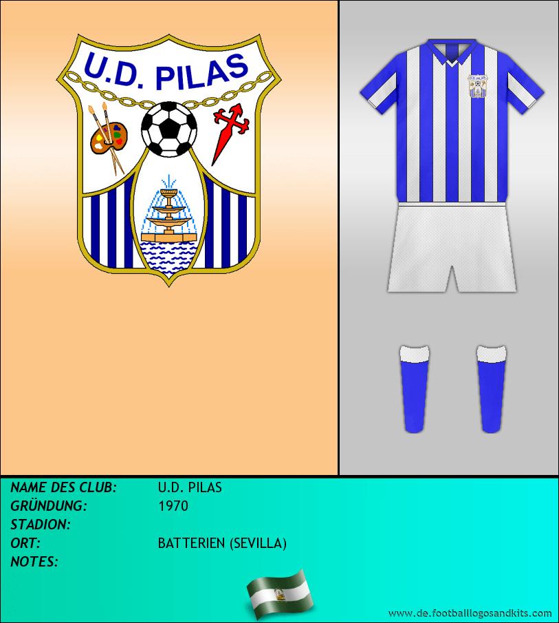 Logo U.D. PILAS