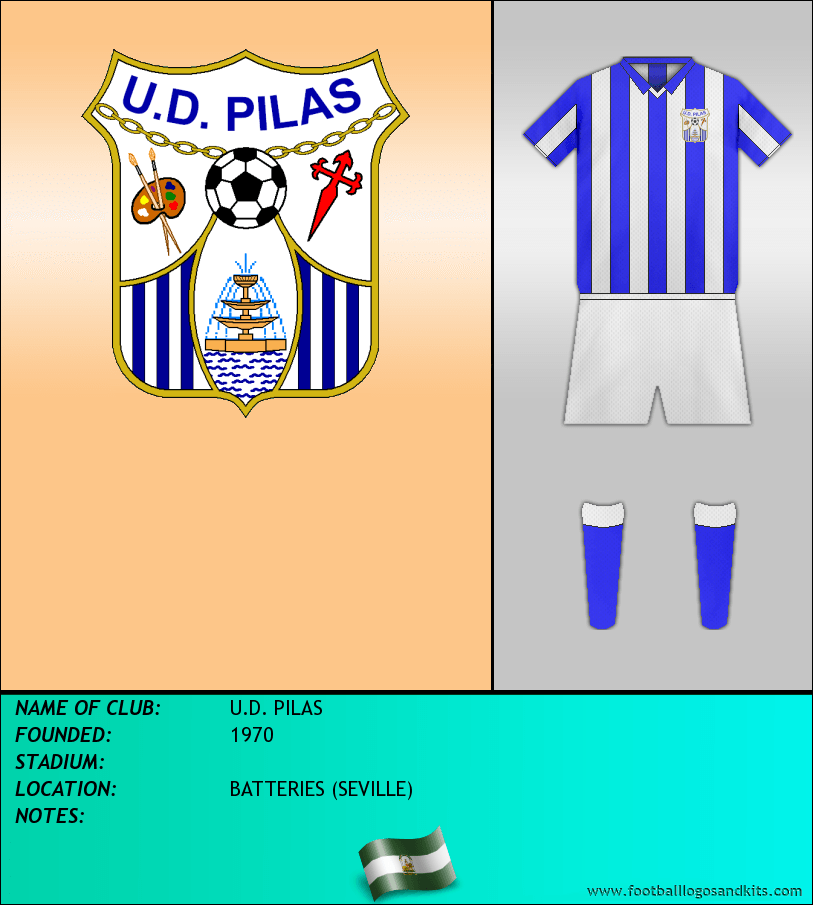 Logo of U.D. PILAS