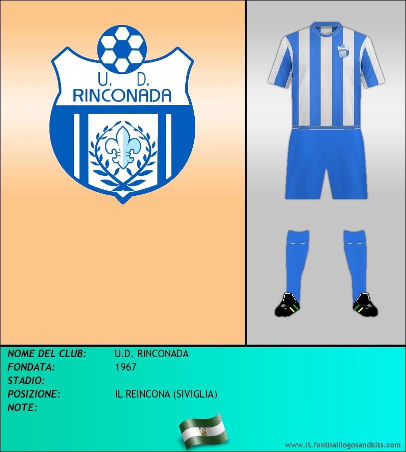 Logo di U.D. RINCONADA