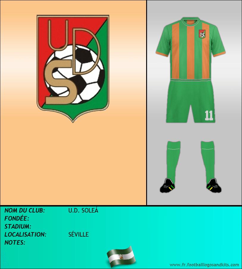 Logo de U.D. SOLEÁ