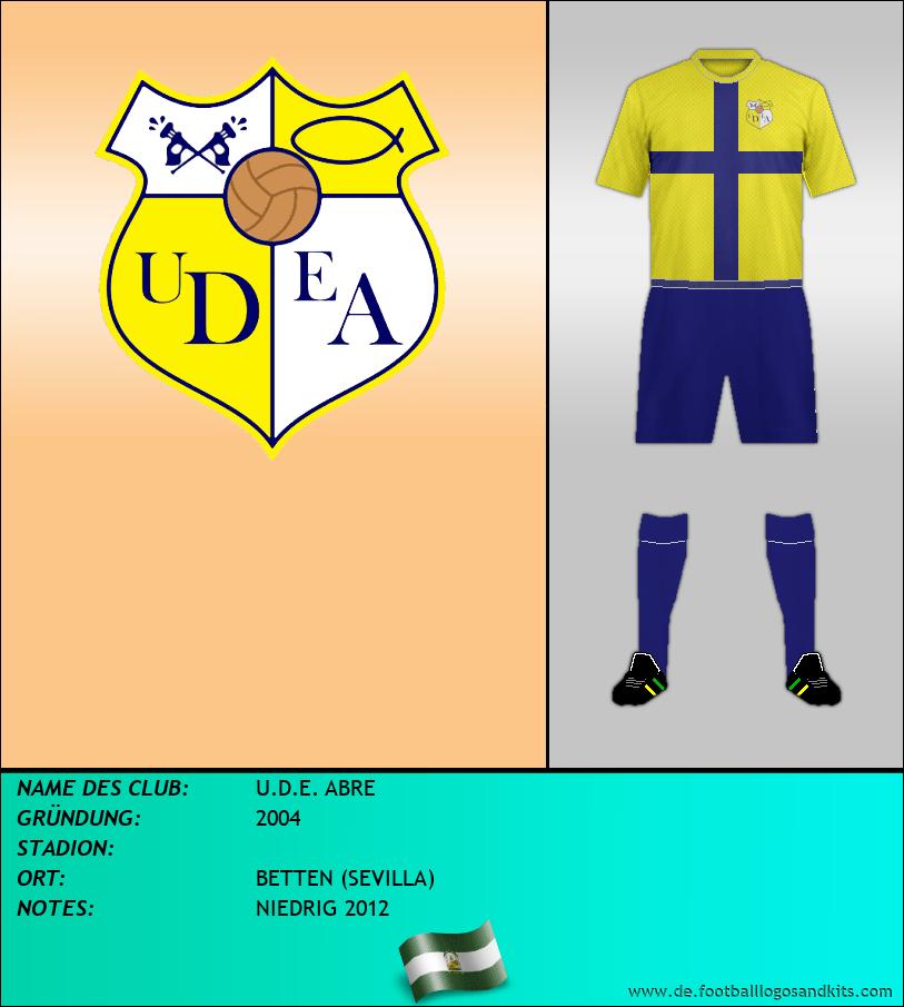 Logo U.D.E. ABRE