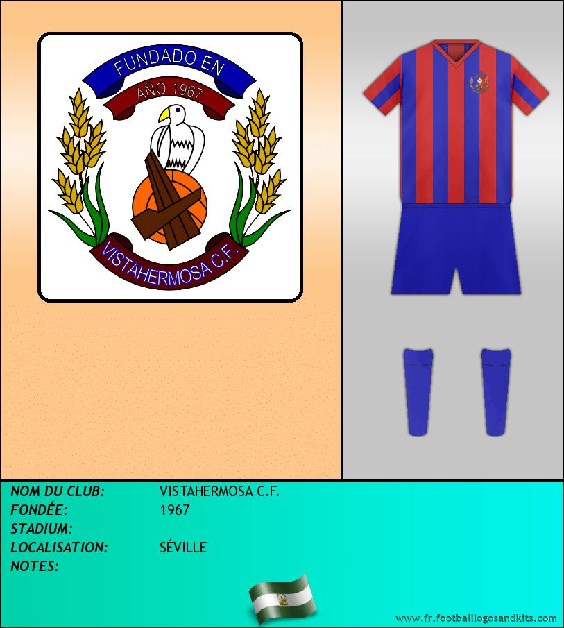 Logo de VISTAHERMOSA C.F.