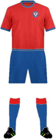 Kit F.C. LALUEZA