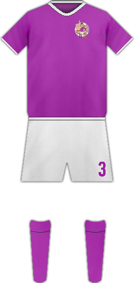 Kit LOS SUAVES F.C.F.C.F
