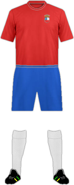 Kit REAL CHILE F.C.