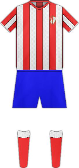 キットスポーツユニオンバルバストロ
