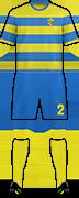 Kit LOS BANCOS F.C.