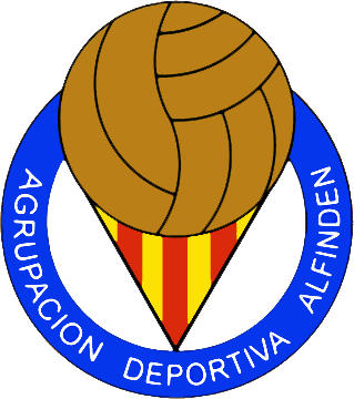 Logo of A.D. ALFINDEN (ARAGON)