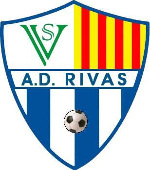 Logo A.D. RIVAS (ARAGON)