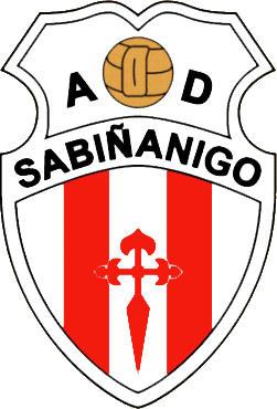Logo A.D. SABIÑANIGO   (ARAGON)