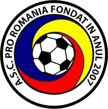 Logo de A.S.C. PRO ROMANIA (ARAGON)