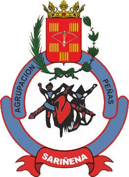 Logo di AGRUPACIÓN PEÑAS SARIÑENA (ARAGONA)