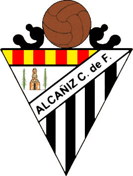 Logo of ALCAÑIZ CF (ARAGON)