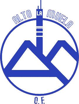 Logo de ALTO LA MUELA C.F. (ARAGON)