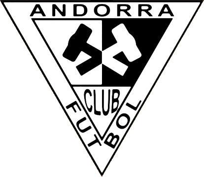 Logo de ANDORRA CF (ARAGON)