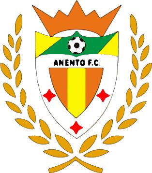 标志anento足球俱乐部 (阿拉贡)