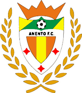 Logo of ANENTO F.C. (ARAGON)