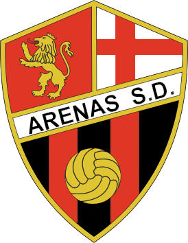 Logo of ARENAS S.D. (ARAGON)