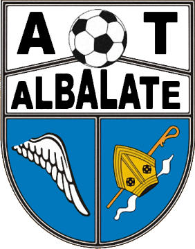 Logo of ATLÉTICO ALBALATE (ARAGON)