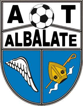 のロゴ運動 ALBALATE (アラゴン)