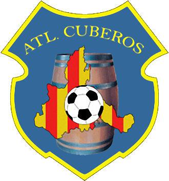 Logo of ATLÉTICO CUBEROS (ARAGON)
