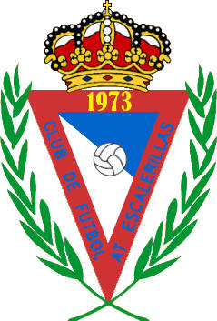 Logo of ATLÉTICO ESCALERILLAS C.F. (ARAGON)