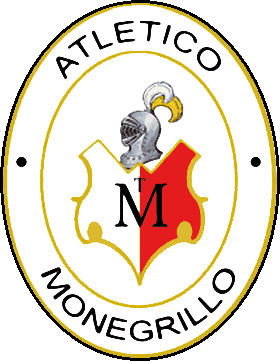 Logo of ATLÉTICO MONEGRILLO (ARAGON)