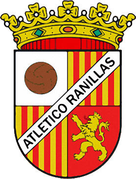Logo of ATLÉTICO RANILLAS (ARAGON)