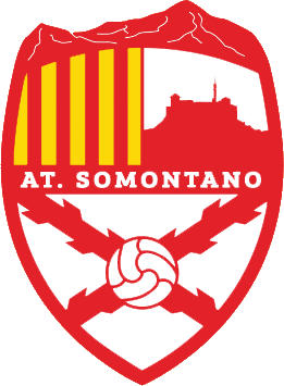 Logo of ATLÉTICO SOMONTANO (ARAGON)
