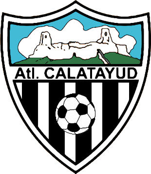 Logo of ATLETICO CALATAYUD (ARAGON)