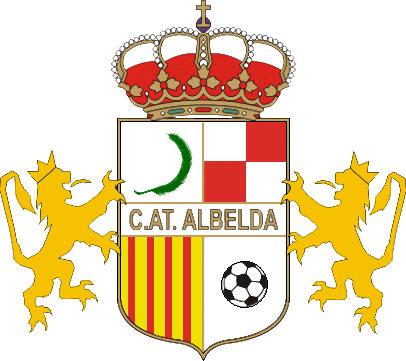 Logo of C. ATLÉTICO ALBELDA (ARAGON)