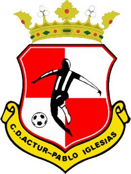 Logo of C.D. ACTUR PABLO IGLESIAS (ARAGON)