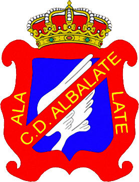 Logo of C.D. ALBALATE (ARAGON)