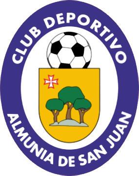 Logo C.D. ALMUNIA DE SAN JUAN (ARAGON)