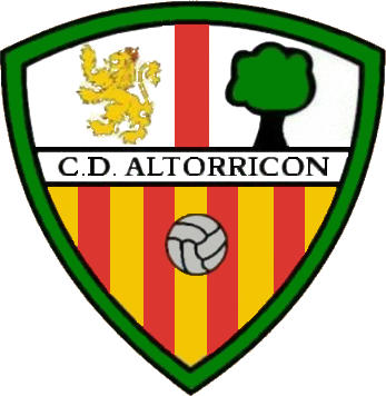 Logo of C.D. ALTORRICON (ARAGON)