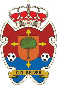 Logo of C.D. BELVER (ARAGON)
