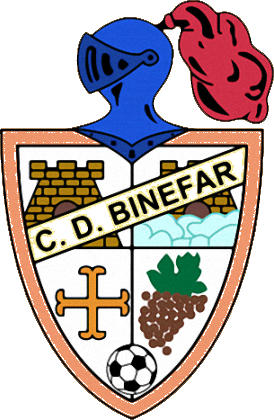 标志binefar俱乐部 (阿拉贡)