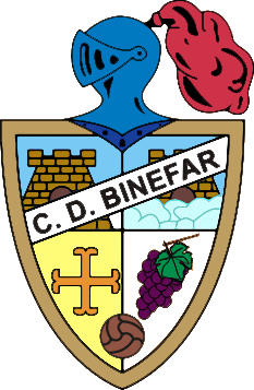 Logo of C.D. BINEFAR (ARAGON)