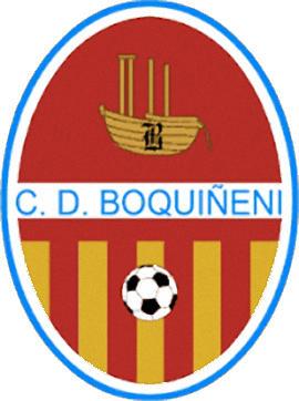 Logo de C.D. BOQUIÑENI (ARAGON)