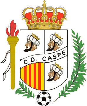 Logo of C.D. CASPE (ARAGON)