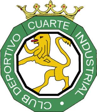 Logo of C.D. CUARTE IND. (ARAGON)