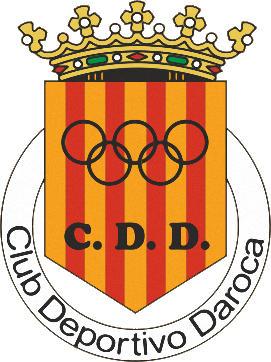 Logo of C.D. DAROCA (ARAGON)