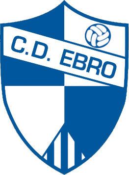 Logo of C.D. EBRO (ARAGON)