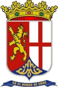 Logo of C.D. EL BURGO DE EBRO (ARAGON)